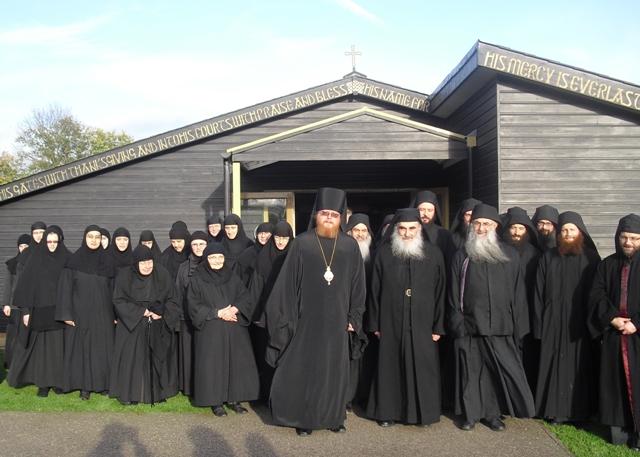 Софроний сахаров монастырь в эссексе